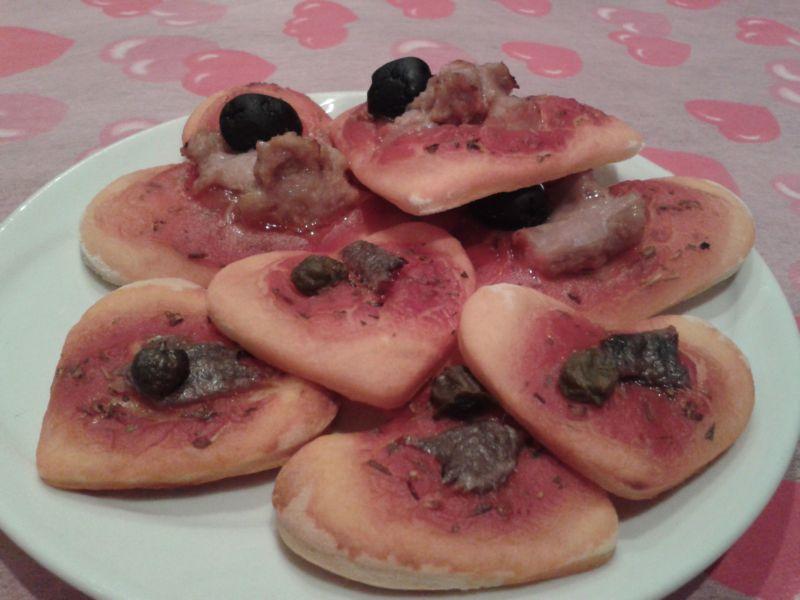pizzette valentino